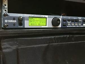 Yamaha Motif Es Rack  And  Portable Kaces Rack Case