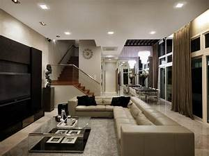 What our interior designer did with a semi d property in for Interior design styles singapore