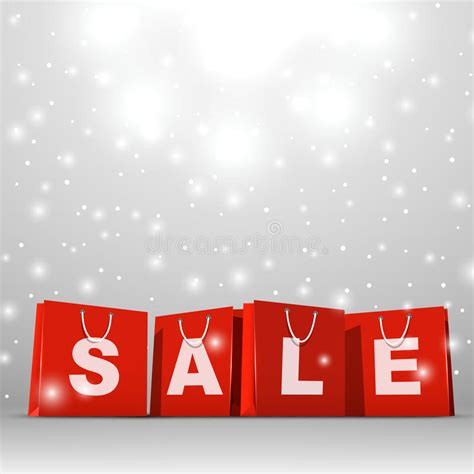 Christmas sale template stock vector. Illustration of ...