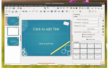 LibreOffice screenshot #6