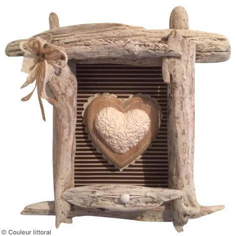 cadre bois flotte decoration diy cadre en bois flott 233 id 233 es et conseils f 234 te des m 232 res