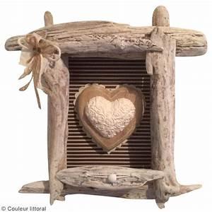 Cadre à Décorer : diy cadre en bois flott id es et conseils f te des m res ~ Zukunftsfamilie.com Idées de Décoration