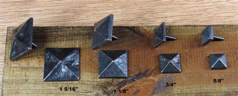 decorative nail pyramid shape oil rubbed bronze wild