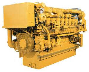cat engines caterpillar 3516 marine engine specs details features