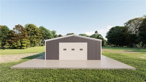 24 X 40 Garage by 24x40 Metal Garage Kit Get A Price For Your Prefab Steel