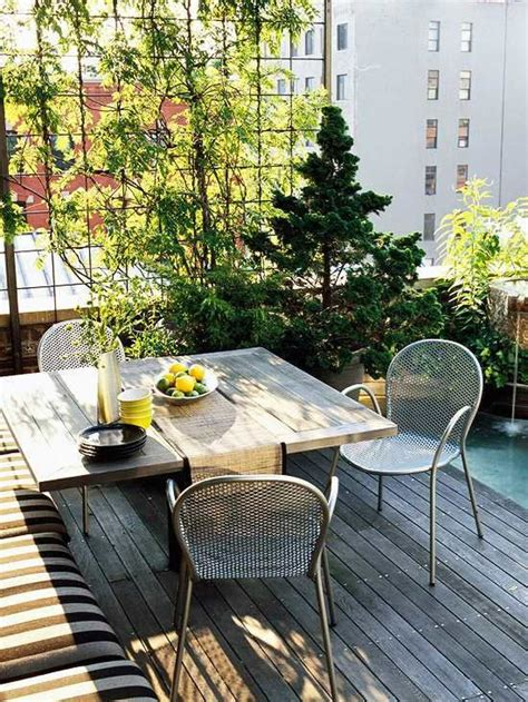 Sichtschutz Dachterrasse Ideen by Ideen Balkon Dachterrasse Kletterpflanzen Sichtschutz