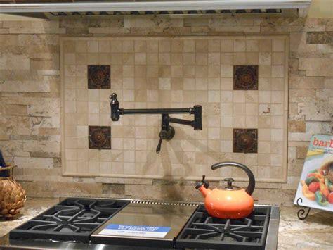 Kitchen Tile Designs Behind Stove Deductourcom