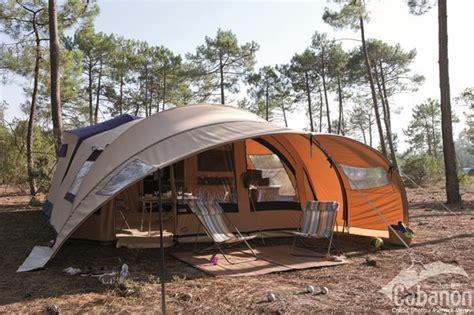Caravan Porch Awning. Starcamp Magnum 260 Caravan Porch