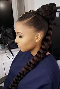 Coiffure Tresse Africaine : 17 best ideas about coiffure africaine on pinterest ~ Nature-et-papiers.com Idées de Décoration