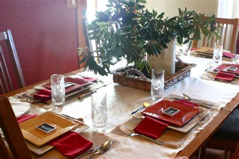 decorated table ideas dining table decorating ideas