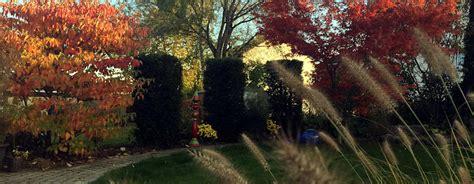 Garten Im Herbst Bearbeiten by So Wird Der Garten Fit F 252 R Den Herbst