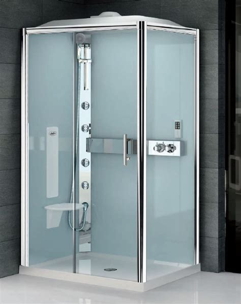 Complete Shower Units by Glax 3 Self Contained Showe Cubi