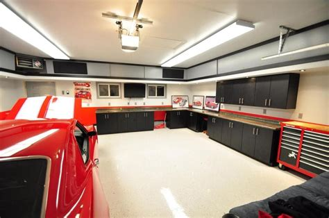 Lights For Garage Interior by Garage Lighting Ideas Made Easy J Birdny