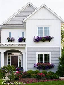 Window Box Tips - my former black thumb - The Lilypad Cottage