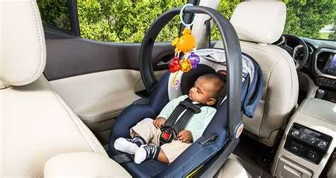 Proper Position For Infant Car Seat Handle