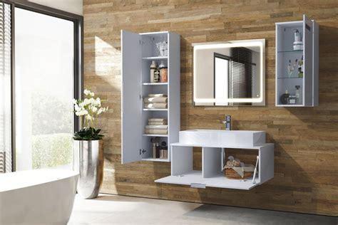 Badezimmer Unterschrank Ebay by Badm 246 Belset Badezimmer Schrank Waschbecken Unterschrank