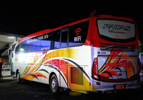 bus lintas aceh mewah terbaru info bisnis medan