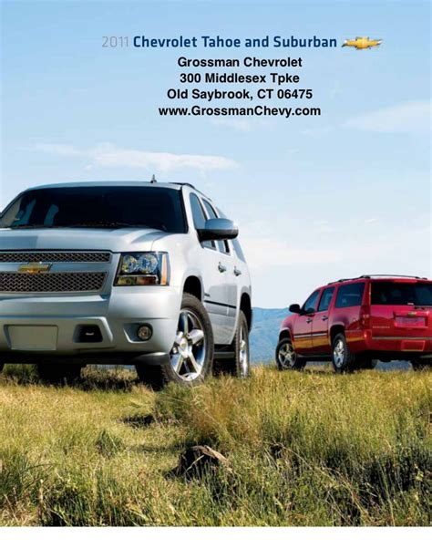 Boats For Sale Near Ct by 2011 Chevrolet Tahoe Hybrid 4x4 For Sale Near New