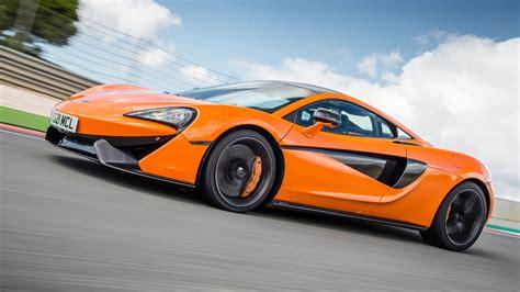 mclaren  orange supercar speed wallpaper cars