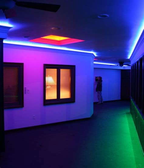 Led Lights For Room India by Blue Neon Lights For Room India Lighting Ideas