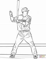 Coloring Trout Mike Printable Drawing Tutorials sketch template