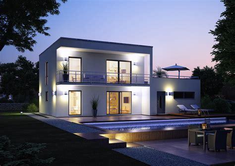 Moderne Bungalow Häuser by Bauhaus Novum Kern Haus 2 Platz Traumhauspreis 2012
