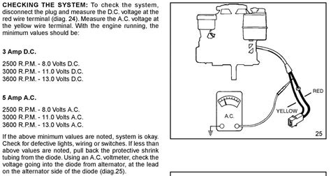 Brigg And Stratton 11 Hp Wiring Diagram by 18 Hp Briggs Charging Wiring Diagram Diode