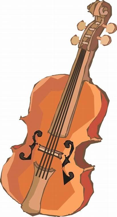 Violin Clip Svg Clipart Illustration Cliparts Vector
