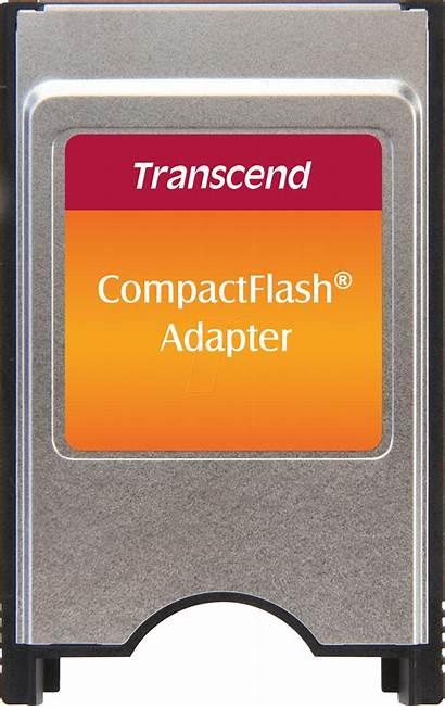 Flash Compact Pcmcia Card Adapter Reader Ts