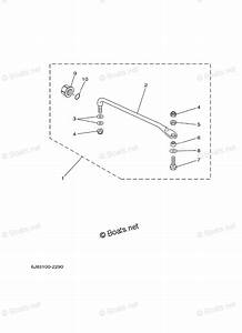 Yamaha Outboard Parts By Hp 25hp Oem Parts Diagram For