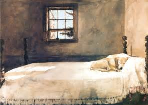 andrew wyeth master bedroom art print for sale