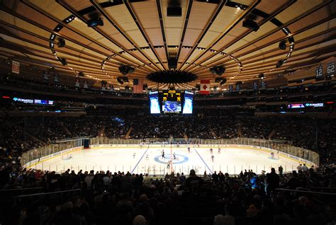 Madison Square Garden Is Awful*  Stanley Cup Of Chowder