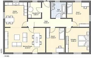 Bungalow Grundriss 130 Qm : bungalows bgw hausbau ~ Orissabook.com Haus und Dekorationen