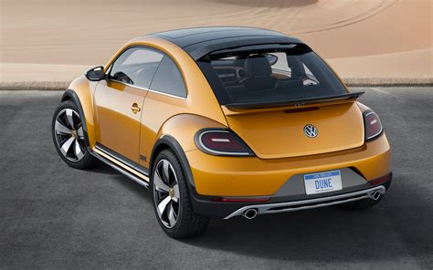 bug volkswagen 2016 2016 vw beetle dune concept pricing and release date