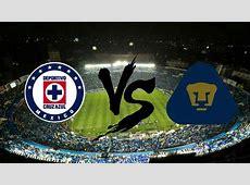 Tour Socio MX Cruz Azul vs Pumas, Copa Socio MX 1[4][1