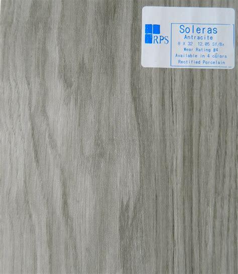 soleras rectified porcelain tile wood look tile