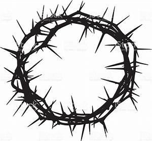 The Crown Of Thorns - ClipArt Best