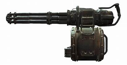 Minigun Fallout Fallout4 Weapons Vegas Wiki 76