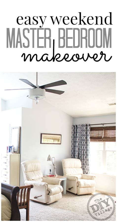 easy bedroom makeover master bedroom makeover the diy 11491