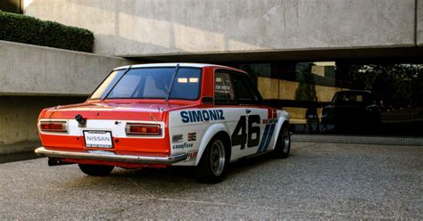 Bre Datsun 510 by One On One With The Bre Datsun 510 And The That Drove