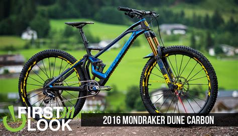mondraker dune carbon mountain biking