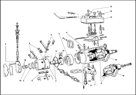 Ford Tractor Injector Diagram by Ford 3000 Fuel Problem