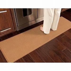 Kitchen floor mats runners wood floors for Kitchen floor runner