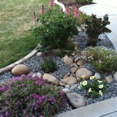 landscaping with rocks landscaping with rocks gardening pinterest