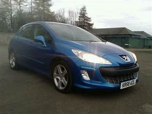 2008 Peugeot 308 Sport 1 6hdi 110bhp Diesel 6 Speed Manual