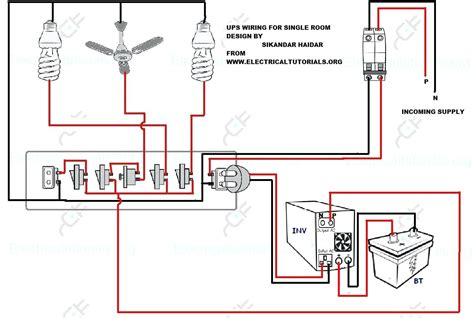 Household Electrical Wiring Guide Diagram