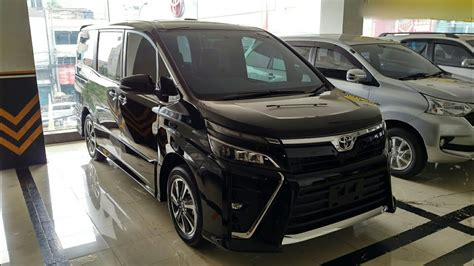 Toyota Voxy Picture by In Depth Tour Toyota Voxy 2017 Indonesia