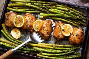 christmas gift shopping list garlic butter chicken recipe and asparagus eatwell101