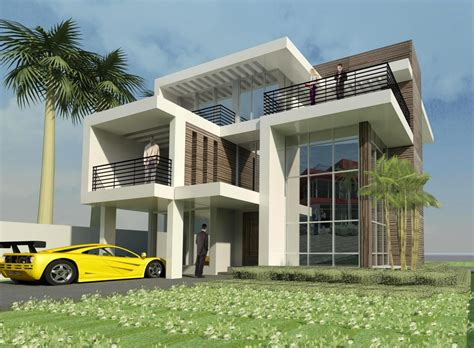 Image Gallery 2 Storey Residential Building