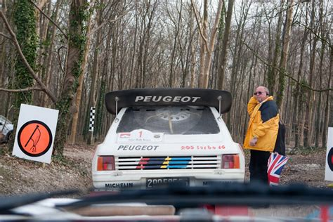 peugeot 205 group b peugeot 205 t16 e2 chassis c212 2010 goodwood preview